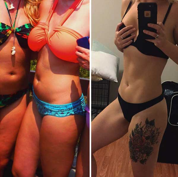 28 Women Haven T Lost A Single Pound But Their