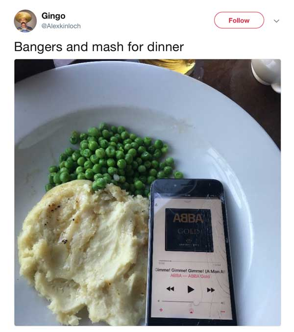 You know the makings of a well-rounded meal