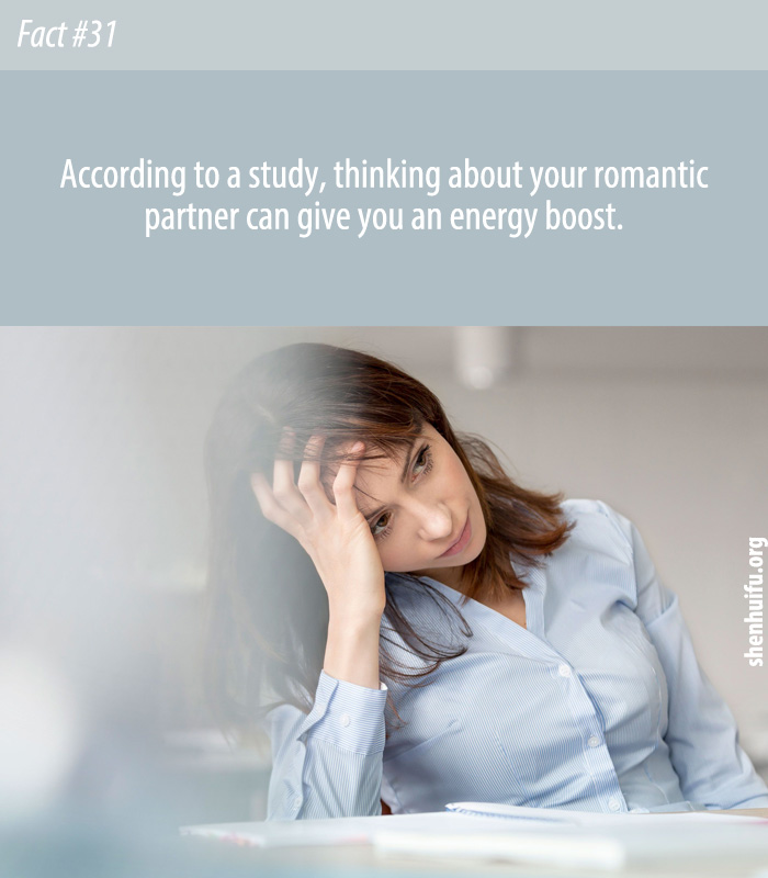 Thinking About Your Partner May Boost Your Mood